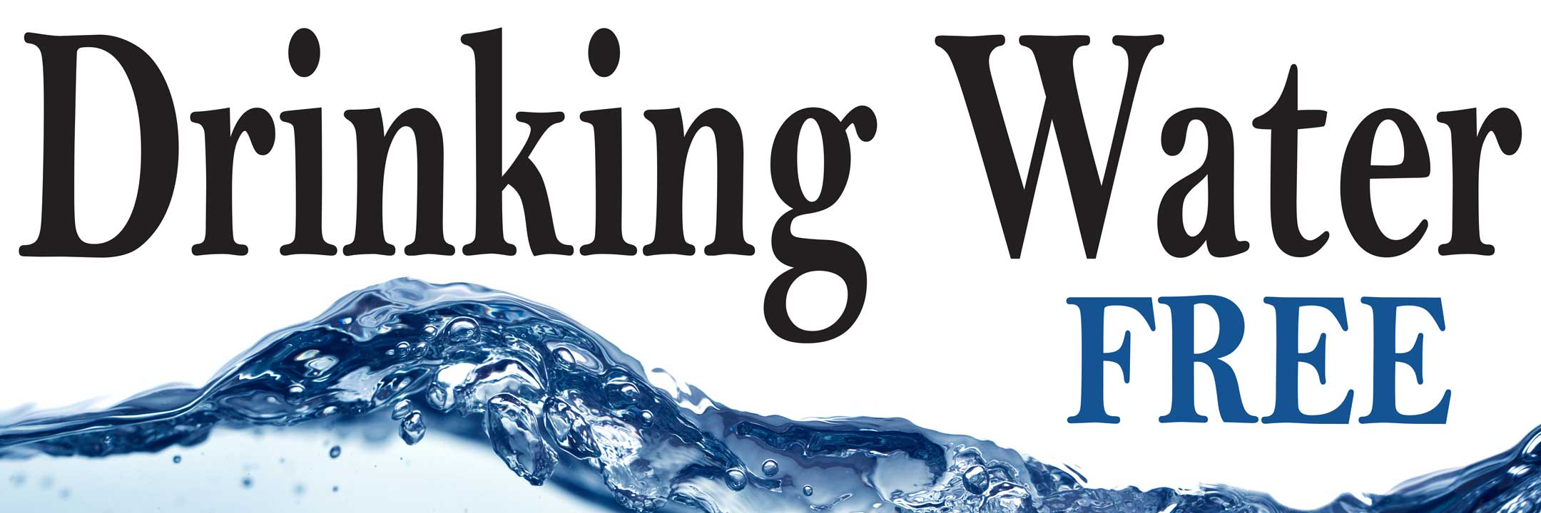 drinking-water-signage